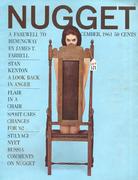 Nugget Magazine December 1961 Magazine