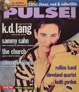 Pulse! Magazine April 1992 Magazine