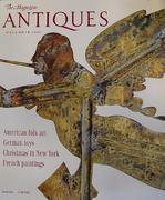 Antiques Magazine December 2002 Magazine