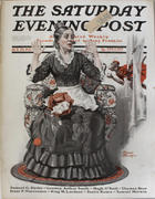 The Saturday Evening Post October 29, 1921 Magazine