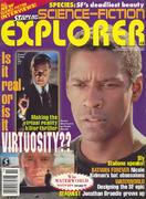 Starlog Science-Fiction Explorer October 1995 Magazine