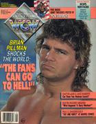 World Championship Wrestling Magazine January 1993 Magazine