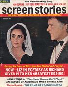 Screen Stories Magazine March 1970 Magazine