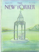 The New Yorker August 15, 1983 Magazine