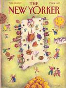 The New Yorker November 30, 1987 Magazine
