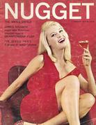 Nugget Magazine February 1963 Magazine