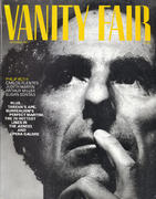 Vanity Fair Magazine September 1983 Magazine