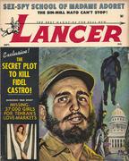 Lancer Magazine September 1960 Magazine