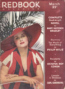 Redbook Magazine March 1936 Magazine