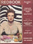 Redbook Magazine December 1936 Magazine