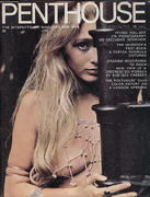 Penthouse Magazine March 1970 Magazine