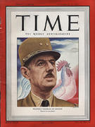Time Magazine November 17, 1947 Magazine