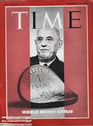 Time Magazine November 29, 1968 Magazine