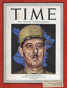 Time Magazine May 29, 1944 Magazine