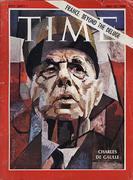 Time Magazine May 31, 1968 Magazine