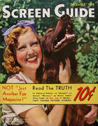 Screen Guide Magazine December 1939 Magazine