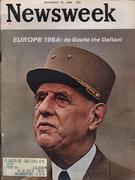 Newsweek Magazine November 30, 1964 Magazine