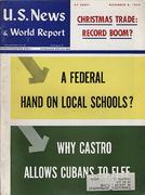 U.S. News & World Report November 8, 1965 Magazine