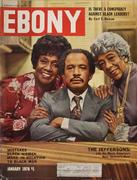 Ebony Magazine January 1976 Magazine