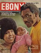 Ebony Magazine April 1973 Magazine