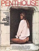 Penthouse Magazine December 1971 Magazine