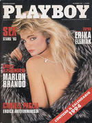 Playboy Magazine December 1, 1993 Magazine