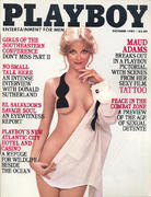 Playboy Magazine October 1, 1981 Vintage Magazine