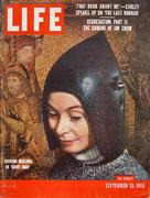 LIFE Magazine September 10, 1956 Magazine