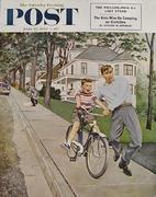 The Saturday Evening Post June 12, 1954 Magazine