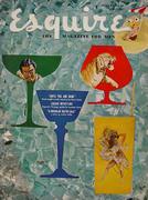 Esquire August 1, 1949 Magazine
