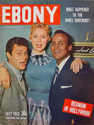 Ebony Magazine July 1953 Magazine
