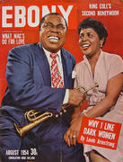 Ebony Magazine August 1954 Magazine