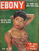 Ebony Magazine April 1955 Magazine