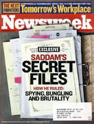 Newsweek Magazine April 28, 2003 Magazine