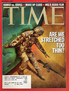 Time Magazine September 1, 2003 Magazine
