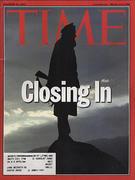 Time Magazine December 24, 2001 Magazine