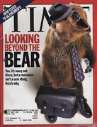 Time Magazine March 26, 2001 Magazine