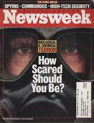 Newsweek Magazine October 8, 2001 Magazine