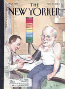 The New Yorker August 30, 2004 Magazine
