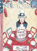 The New Yorker July 4, 2005 Magazine