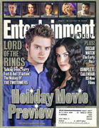 Entertainment Weekly November 15, 2002 Magazine