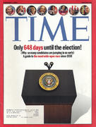 Time Magazine February 5, 2007 Vintage Magazine