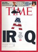 Time Magazine July 30, 2007 Magazine