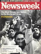Newsweek Magazine October 29, 2007 Magazine