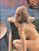 Penthouse Magazine April 1971 Magazine