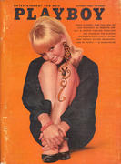 Playboy Magazine October 1, 1966 Magazine