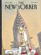 The New Yorker October 9, 1995 Magazine