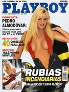 Playboy Magazine Spain November 1997 Magazine
