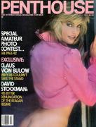 Penthouse Magazine March 1986 Magazine