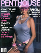Penthouse Magazine October 1986 Magazine